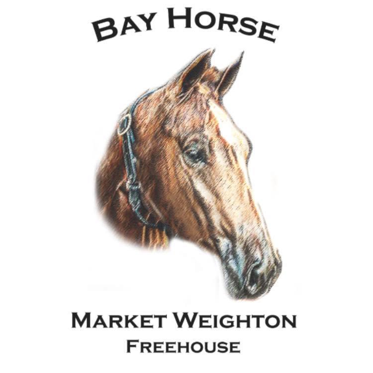 The Bay Horse Market Weighton Logo